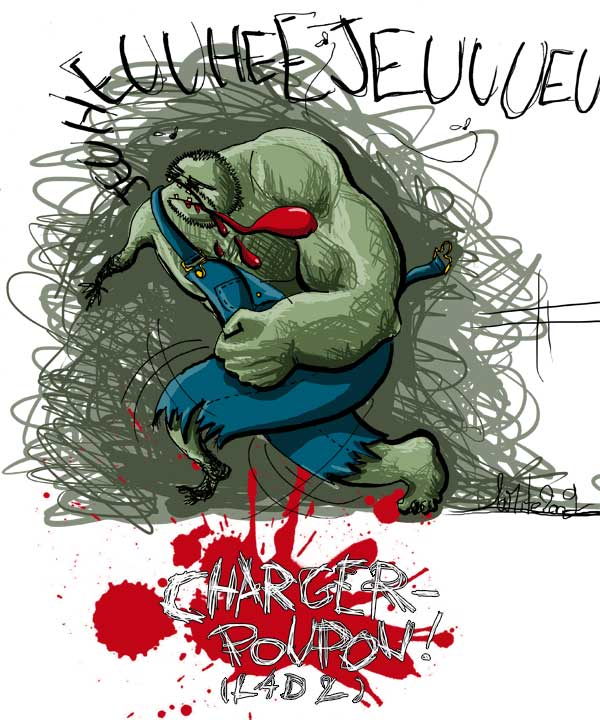 Zombies Forever dans Poupou chargerpoupou