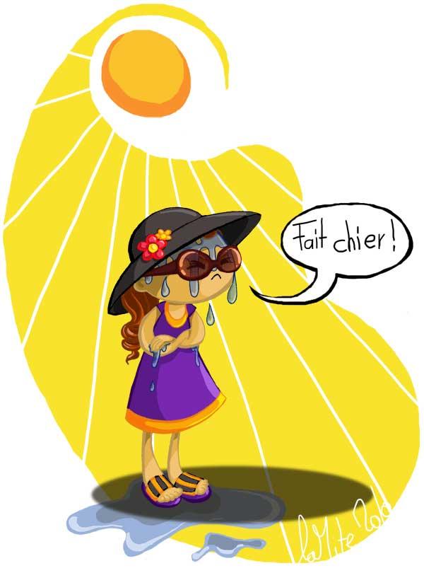 Püdükü le soleil! dans Singapour soleil